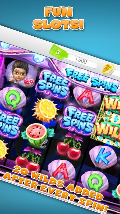 myVEGAS Slots Free Casino - Imagem 2 do software