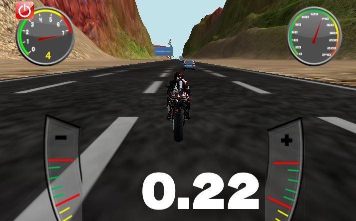 Racing Bike Free - Imagem 1 do software