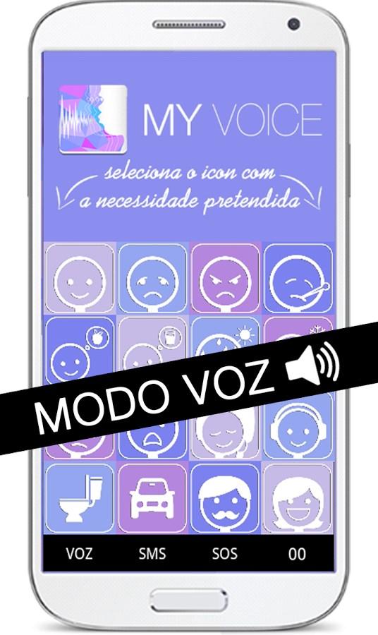 MY Voice - App - Imagem 1 do software