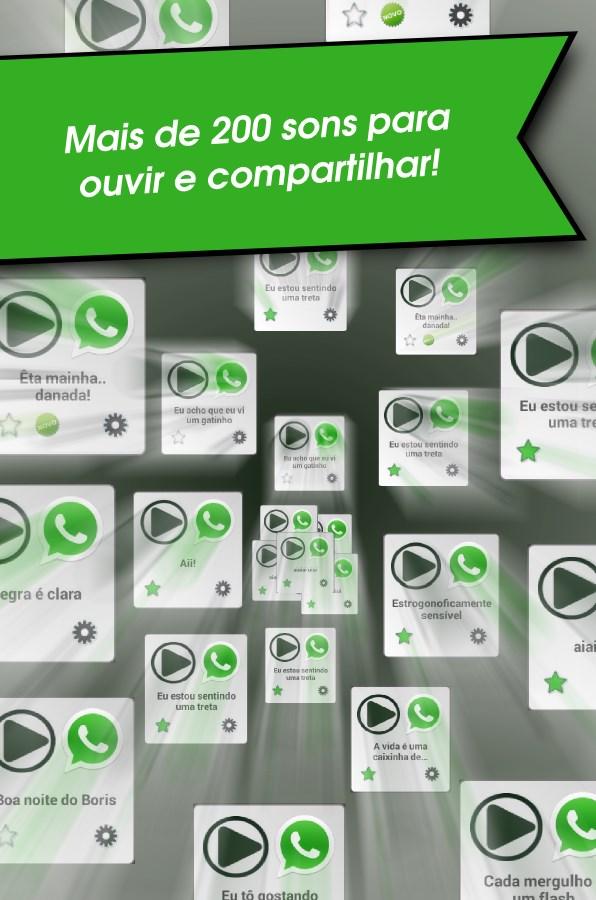 Sons Engraçados Humor Brasil - Imagem 1 do software