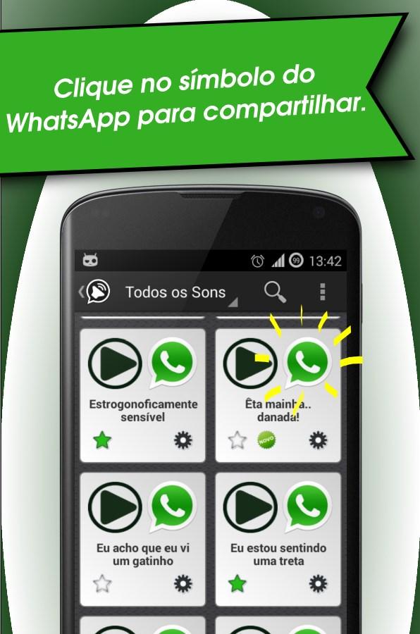Sons Engraçados Humor Brasil - Imagem 2 do software
