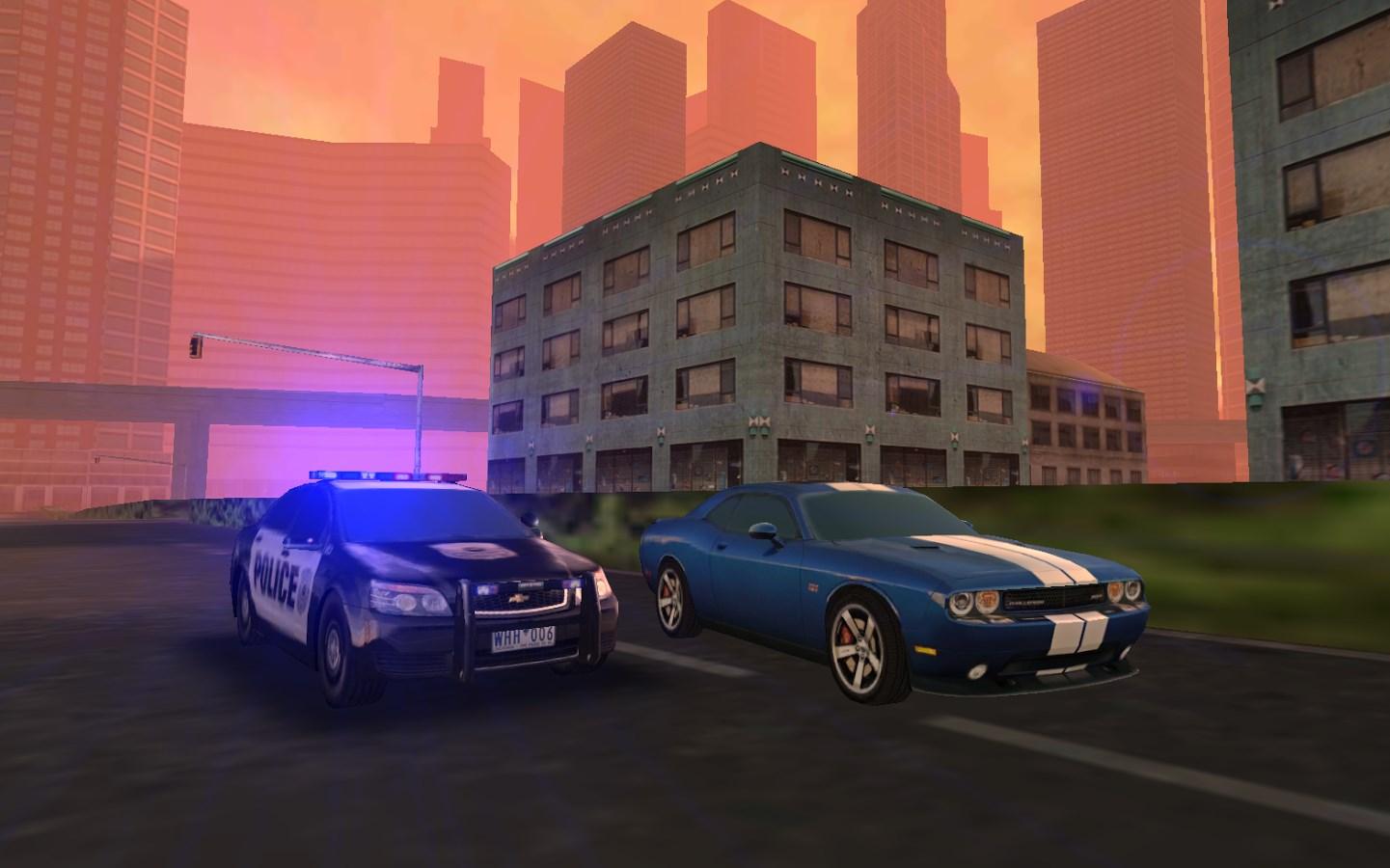 Polícia contra ladrão - Imagem 1 do software