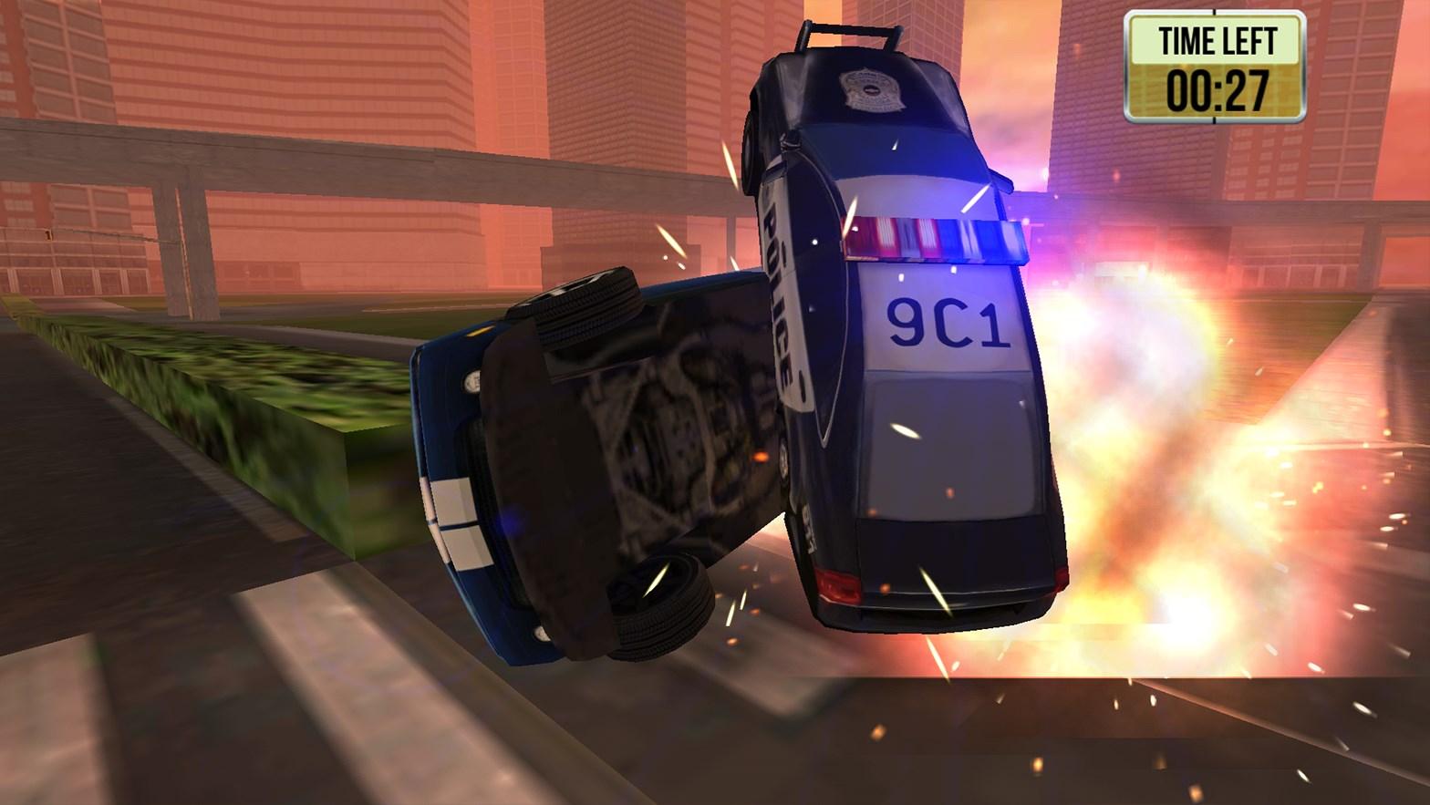 Polícia contra ladrão - Imagem 2 do software
