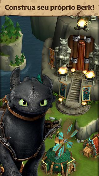 Dragões: A Ascenção de Berk - Imagem 1 do software