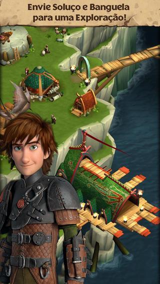 Dragões: A Ascenção de Berk - Imagem 2 do software
