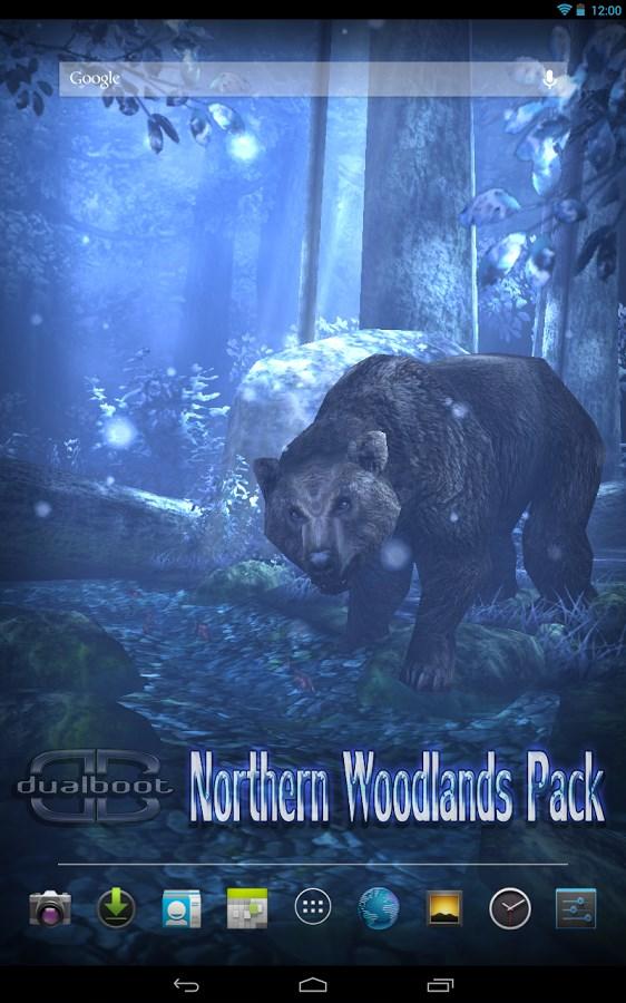 Forest HD - Imagem 1 do software