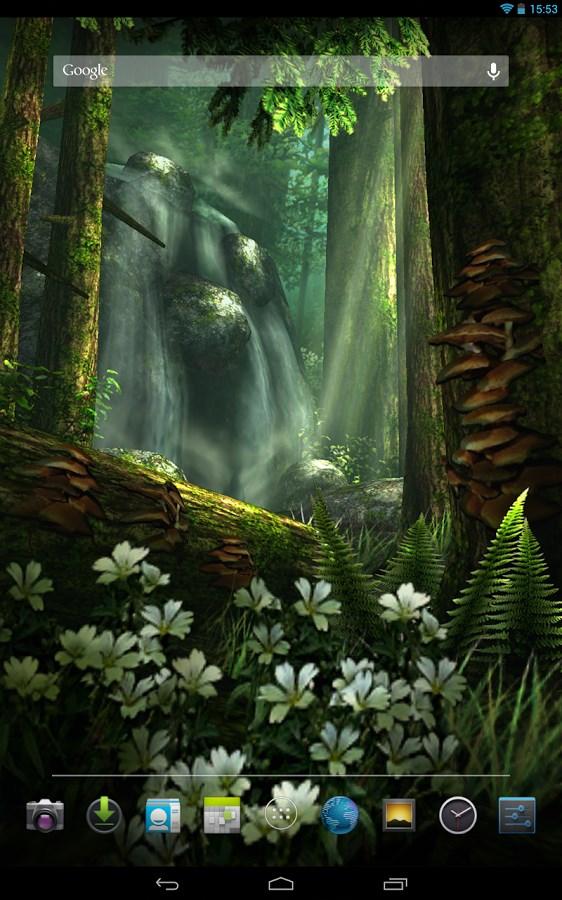 Forest HD - Imagem 2 do software