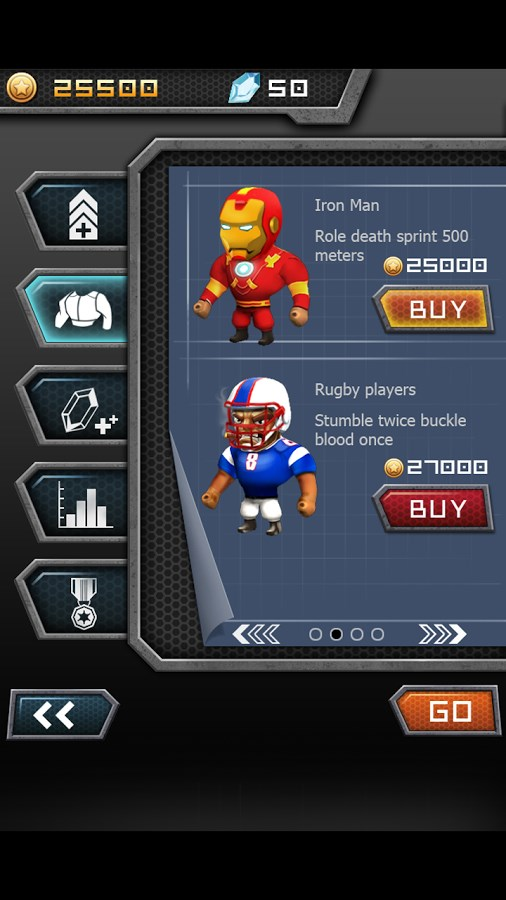 SoldierRun - Imagem 2 do software