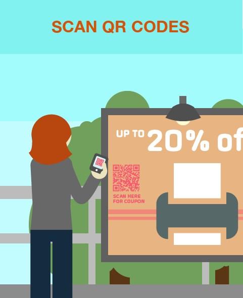 ScanLife Barcode & QR Reader - Imagem 2 do software