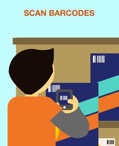 ScanLife Barcode & QR Reader - Imagem 1 do software