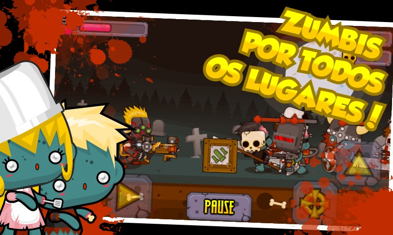 Shotgun vs Zombies - Imagem 1 do software