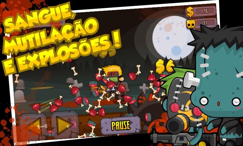 Shotgun vs Zombies - Imagem 3 do software