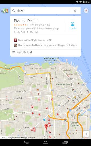 Google Maps - Imagem 2 do software