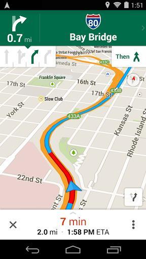Google Maps - Imagem 3 do software