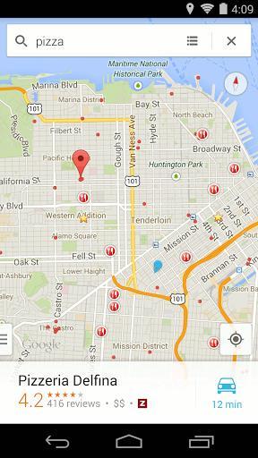 Google Maps - Imagem 4 do software