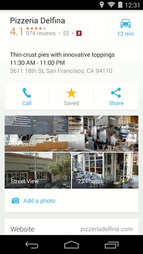 Google Maps - Imagem 6 do software