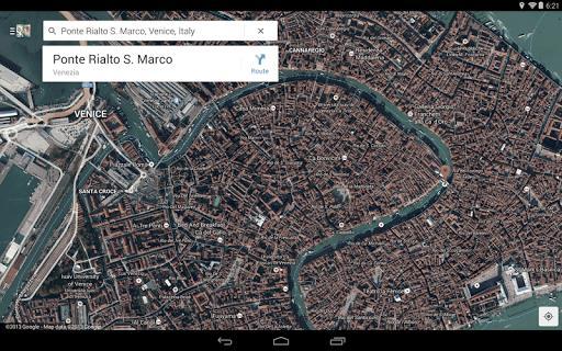 Google Maps - Imagem 7 do software