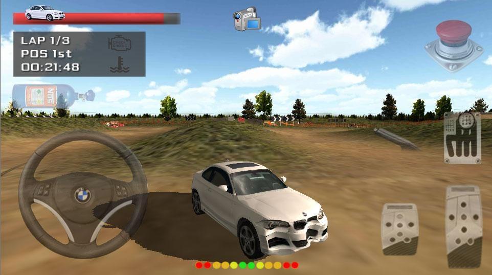 Grand Race Simulator 3D Lite - Imagem 1 do software