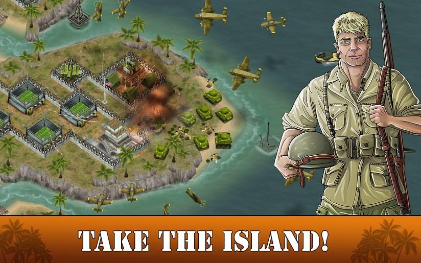 Battle Islands - Imagem 1 do software