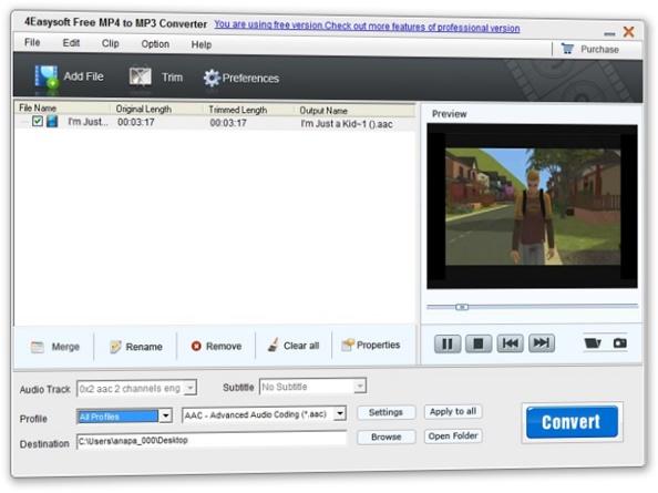 Pré-visualização do vídeo