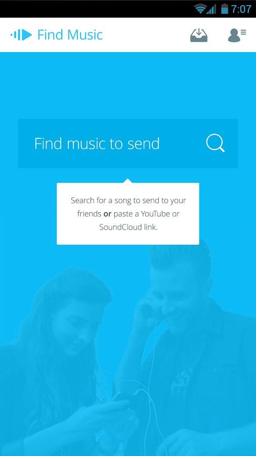 PingTune Music Messenger - Imagem 1 do software