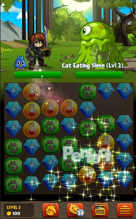 Battle Gems (AdventureQuest) - Imagem 1 do software