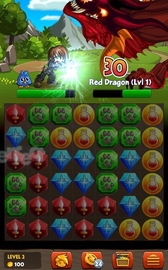 Battle Gems (AdventureQuest) - Imagem 2 do software