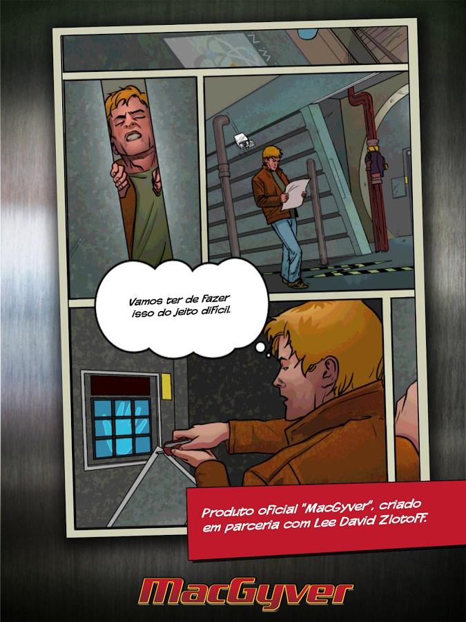 MacGyver Descida Mortal - Imagem 1 do software