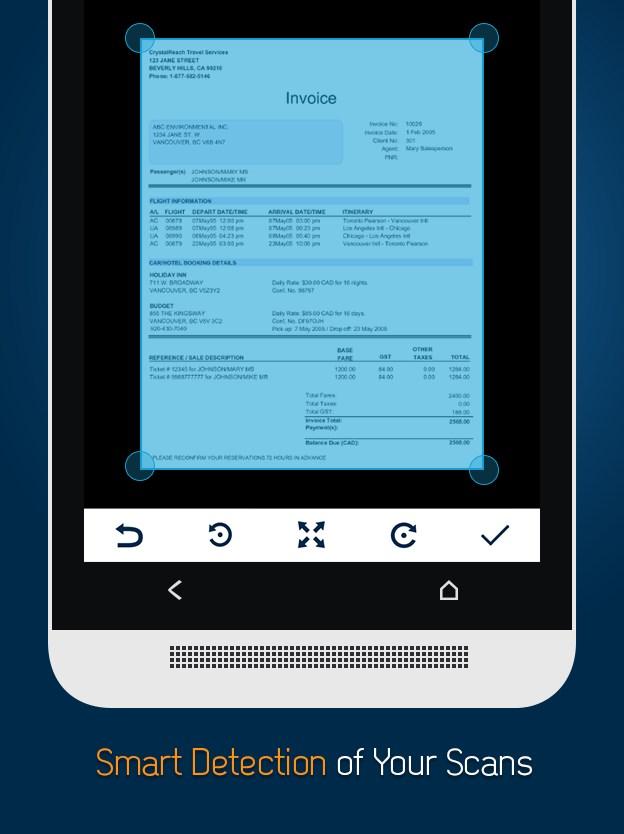 Docufy: Free Scan to PDF - Imagem 2 do software