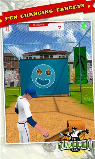 Million Dollar Arm Game - Imagem 2 do software