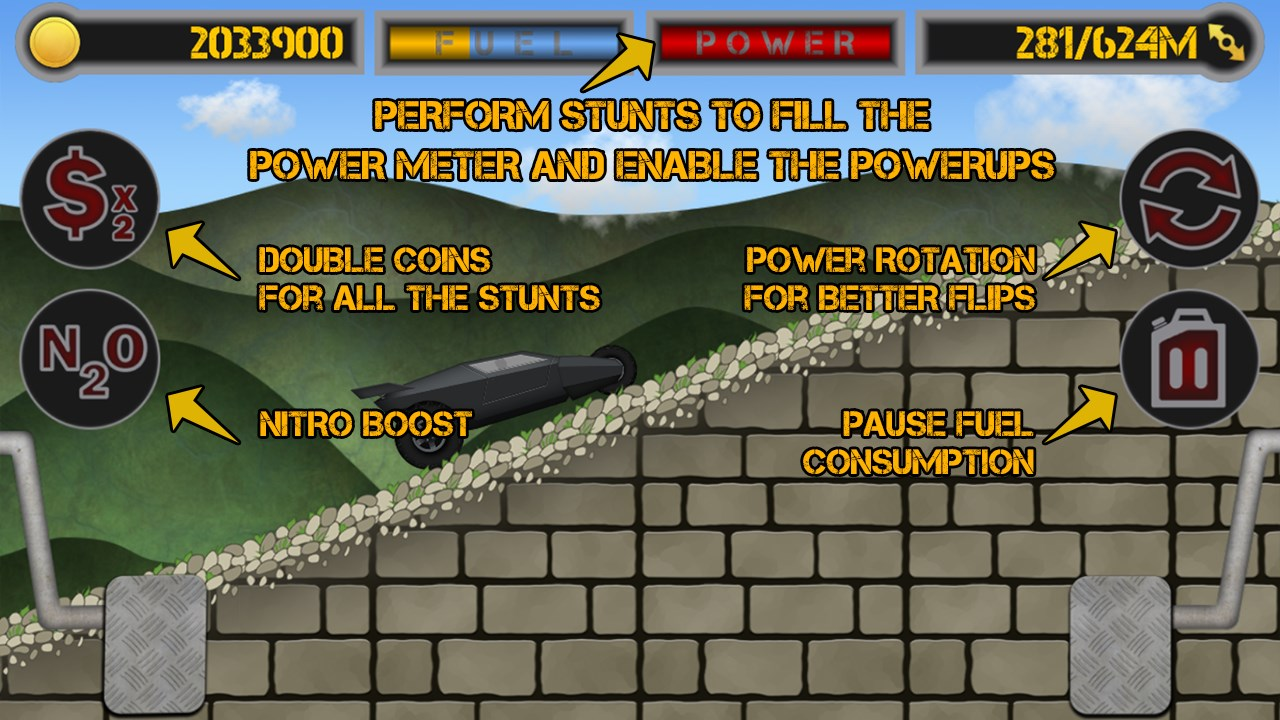 Reckless Stunts - Racing Game - Imagem 1 do software