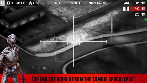 Zombie Gunship Free - Imagem 1 do software