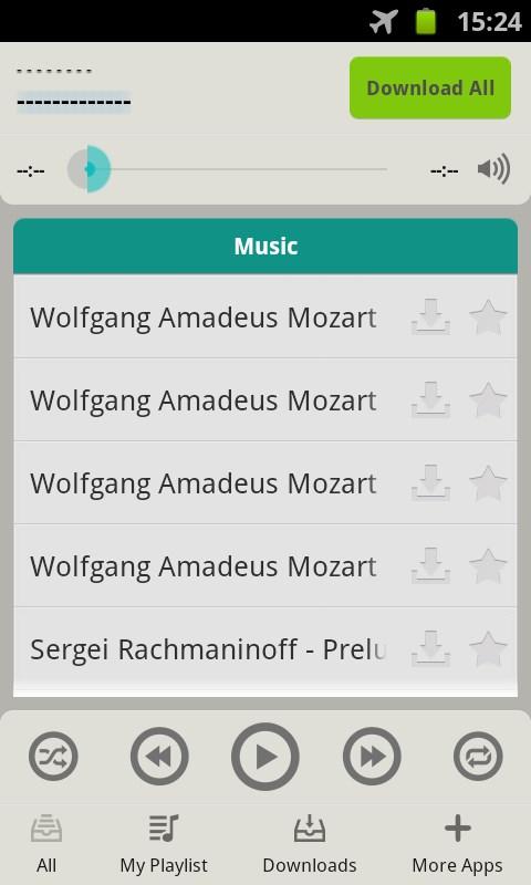 Famous Classical Film Music - Imagem 1 do software