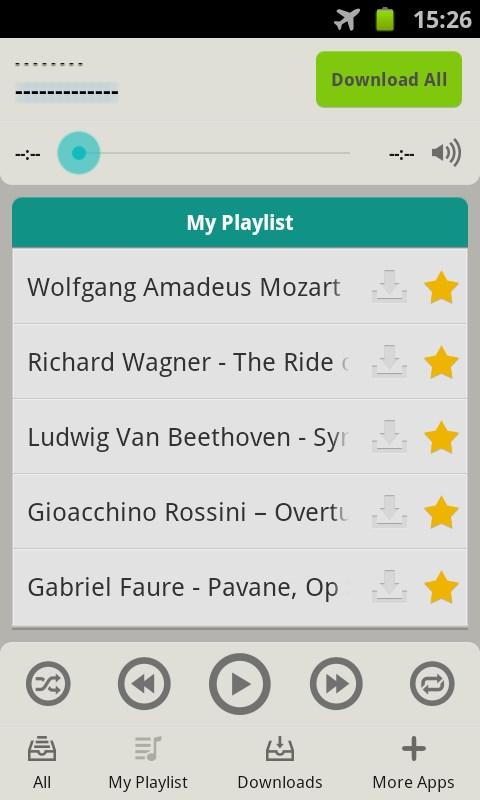 Famous Classical Film Music - Imagem 2 do software