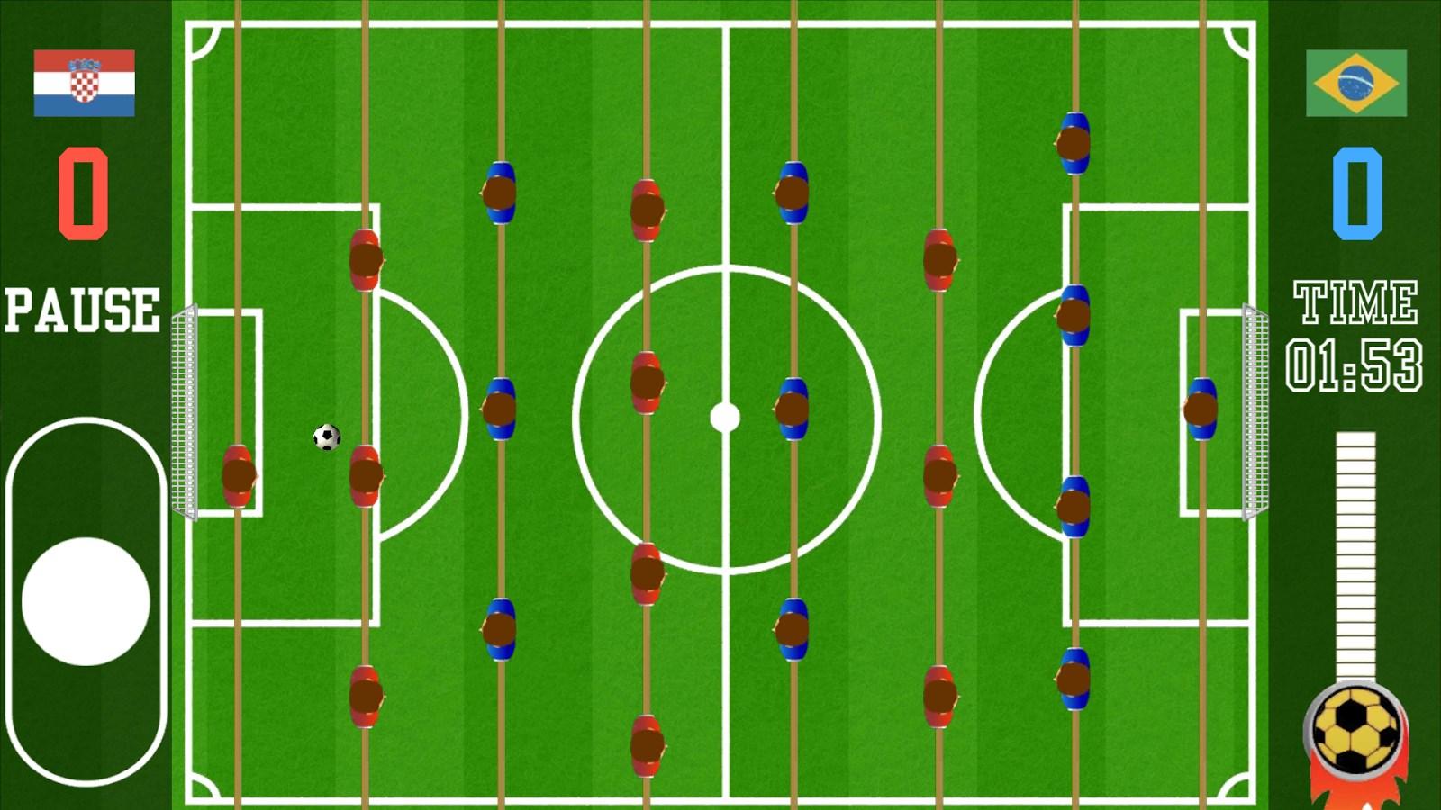 World Foosball Cup 2014 - Imagem 1 do software