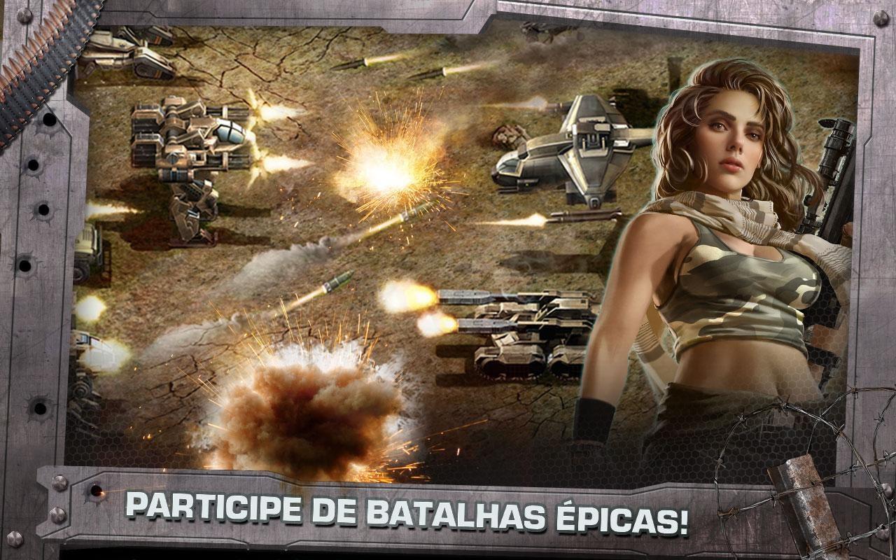 War of Nations - Imagem 1 do software