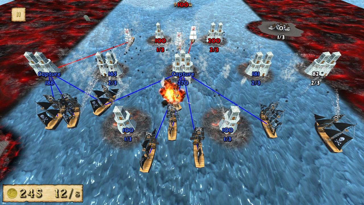 Pirates! Showdown Premium - Imagem 1 do software