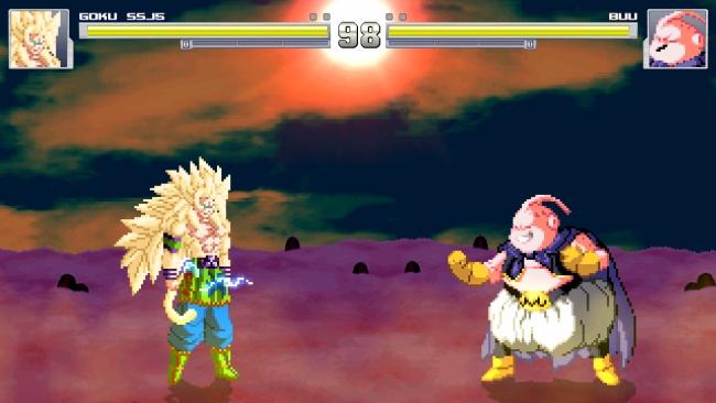 Dragon Ball Z Adventure M.U.G.E.N - Imagem 2 do software