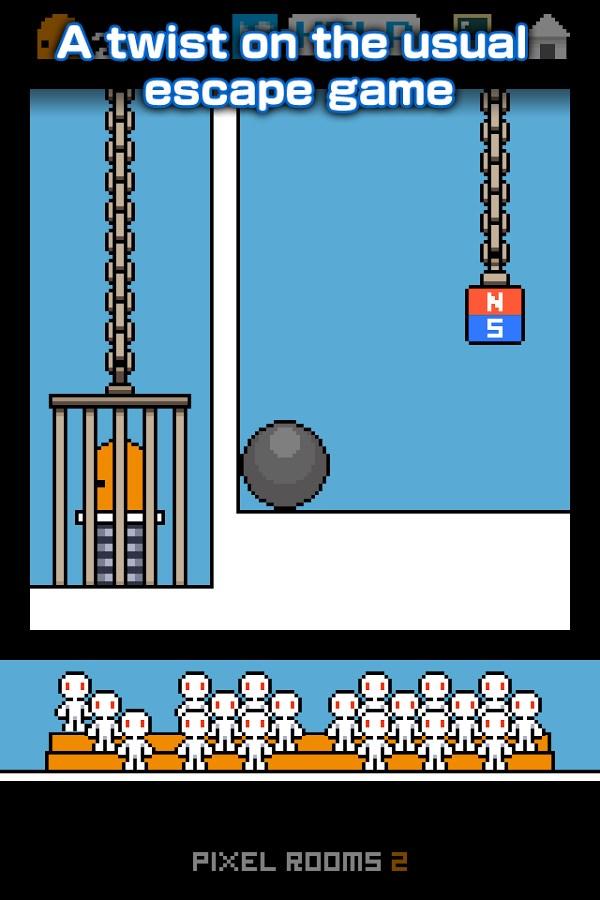 Pixel Rooms 2 - Imagem 1 do software