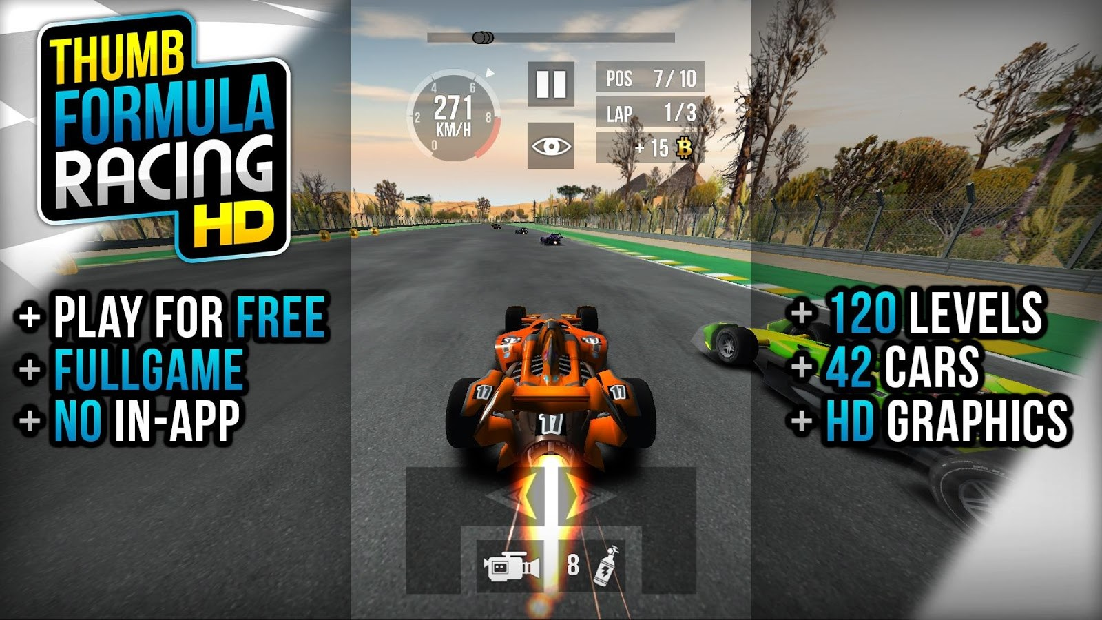Thumb Formula Racing - Imagem 1 do software