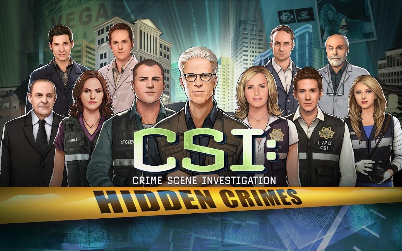 CSI: Hidden Crimes - Imagem 1 do software