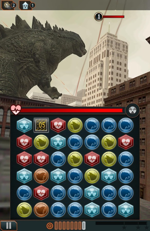Godzilla: Smash3 - Imagem 1 do software