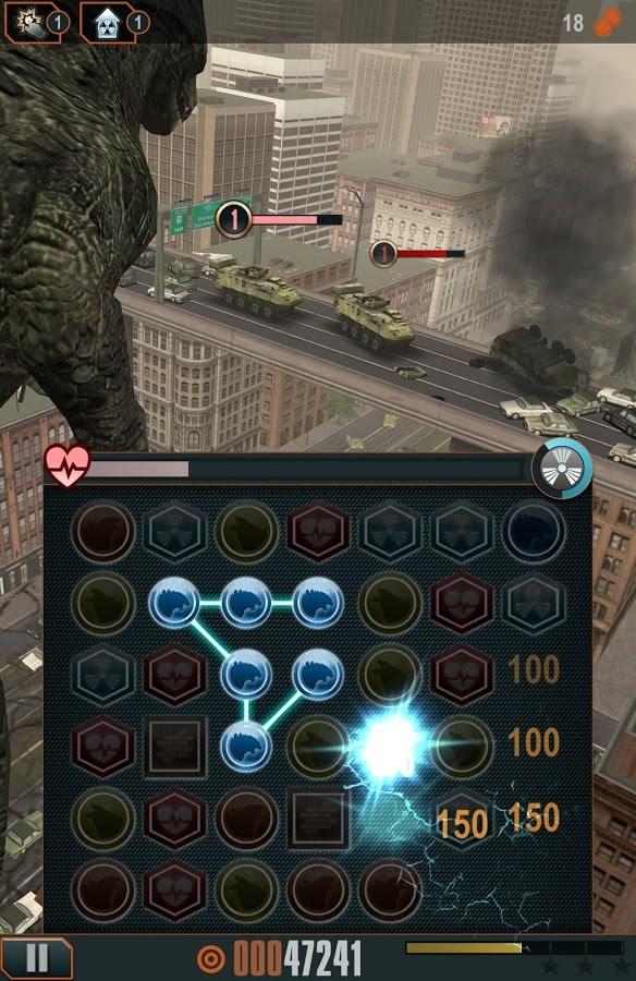 Godzilla: Smash3 - Imagem 2 do software