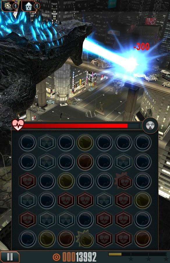Godzilla: Smash3 - Imagem 3 do software