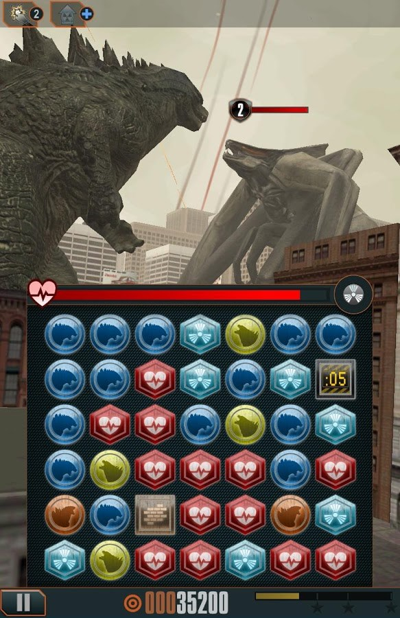 Godzilla: Smash3 - Imagem 4 do software