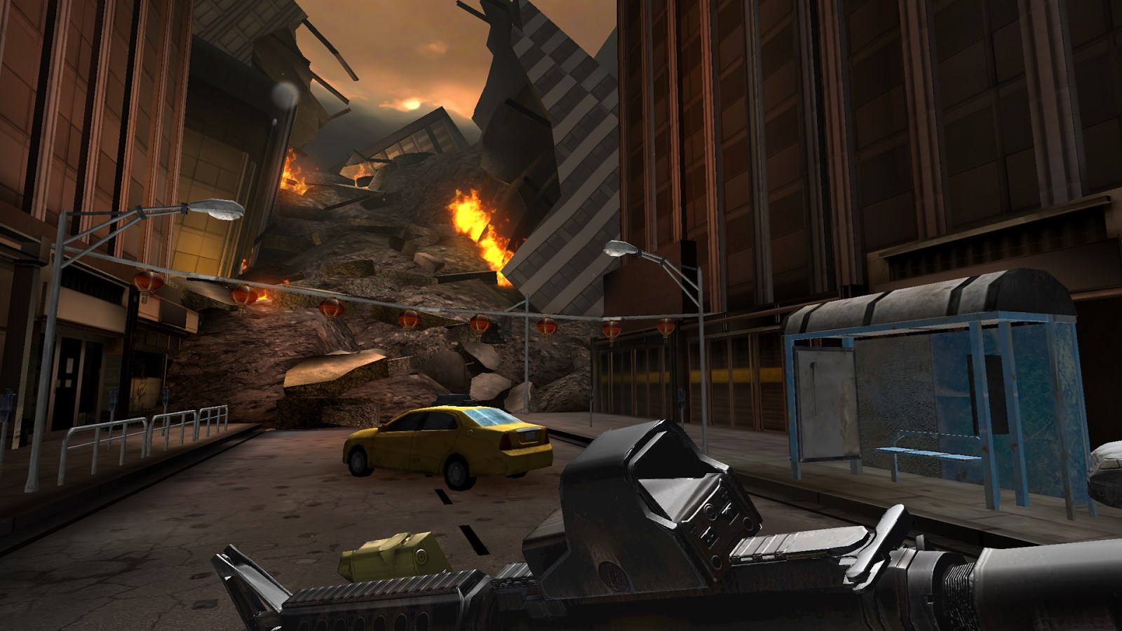 Godzilla: Strike Zone - Imagem 1 do software