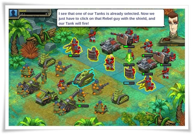 Battle Nations - Imagem 1 do software