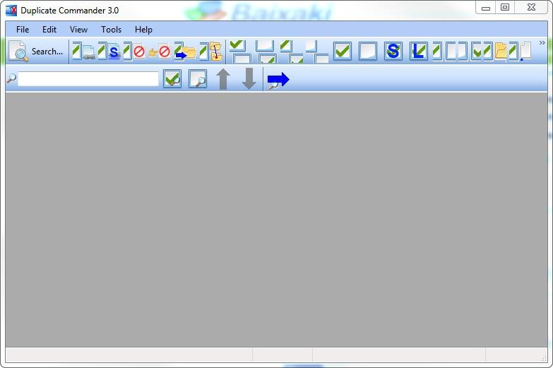 Portable Duplicate Commander - Imagem 1 do software