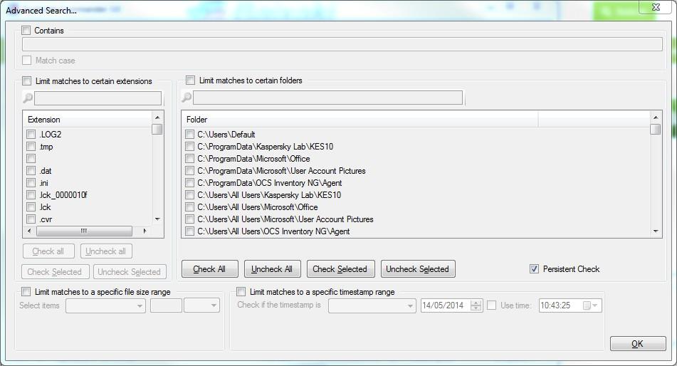 Portable Duplicate Commander - Imagem 3 do software