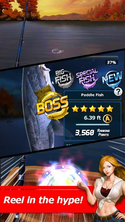 Ace Fishing: Wild Catch - Imagem 2 do software